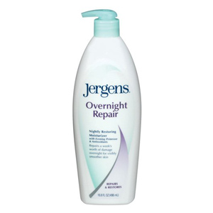 Jergens Overnight Repair Nightly Restoring Moistur