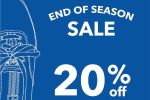 KEDS Sale 20% END OF SEASON SALE