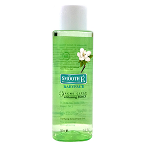 Acne Clear Whitening Toner