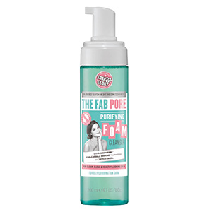The FAB PORE Purifying Foam Cleanser