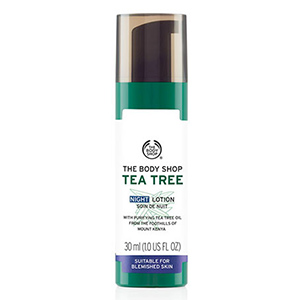 Tea Tree Blemish Fade Night Lotion