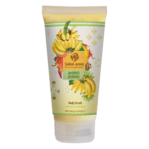 Wonder Banana Smoothie Body Scrub