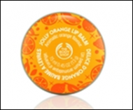 Jolly Orange Lip Balm