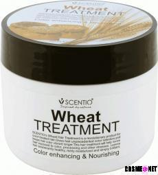 Scentio Wheat Color Enhancing and Nourishing Hair Treatment