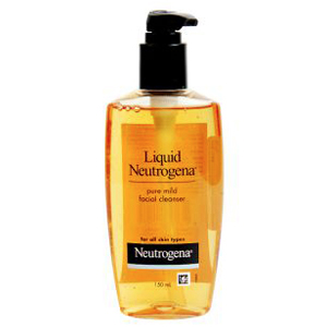Liquid Neutrogena Pore Mild Facial Cleanser