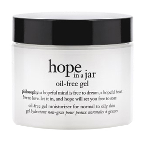 Hope in a Jar Oil-Free Gel Moisturizer for Normal to Oily Skin