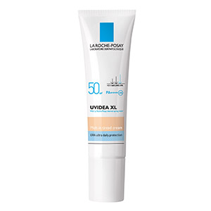 UVIDEA XL Melt-in Tinted Cream SPF50
