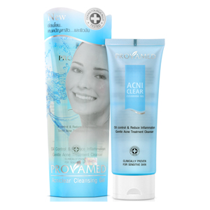 Acniclear Cleansing Gel