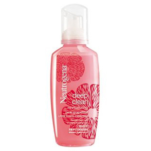 Deep Clean Revitalizing Pink Grapefruit Ultra Foam Cleanser