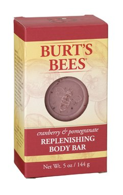 Cranberry & pomegranate Body Bar