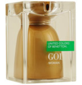 United Colors of Gold men Eau de Toilette Pour Spray 100 ML.