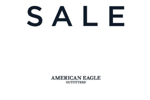 AEO  End of season sale up to 50%