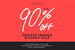 PP GROUP Private & Family Sale