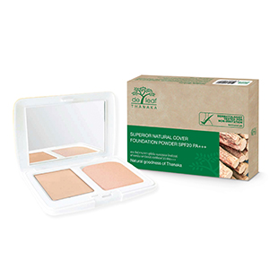 Superior Natural Cover Foundation Powder SPF 20 PA