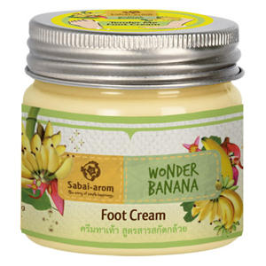 Wonder Banana Tender Me Foot Cream