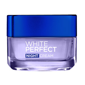 White Perfect Laser Night Cream