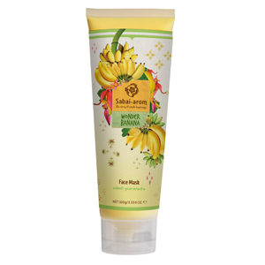 Wonder Banana Hydrating Face Mask