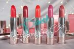 [Cosme*Review] Swatch สี POSITIF HYDRATING LIP COLOR ทั้งหมด 10 สี