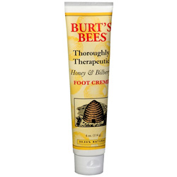 Thoroughly Therapeutic Foot Creme With Honey & Bilberry