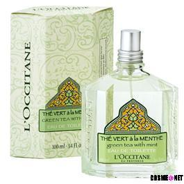 Green Tea with Mint Eau de Toilette
