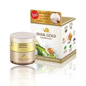 Snail Gold Volume Filler