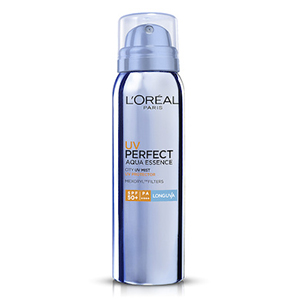 UV PERFECT ADVANCED AQUA ESSENCE CITY FACE MIST