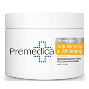 Anti-Wrinkle and Whitening Eye Cream