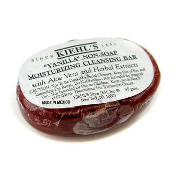 Non-Soap Moisturizing Cleansing Bar