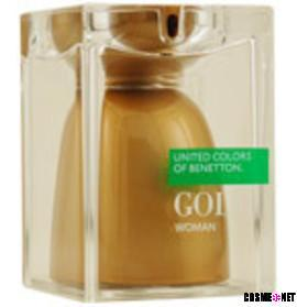 United Colors of Gold women Eau de Toilette Pour Spray 100 ML.