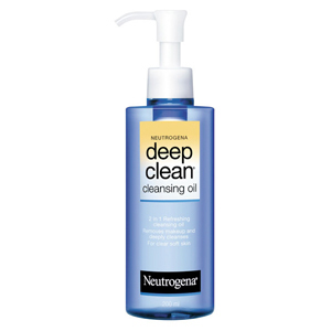 Deep Clean Cleansing Oil