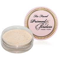 Prime&Poreless Priming Powder and Finishing Veil