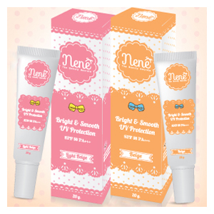 Bright&Smooth UV Protection SPF 50 PA+++ (Silky Touch)