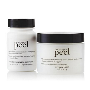 The Oxygen Peel : In-Home Oxygen Peel