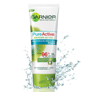 Pure Active Matcha De-Tox Foam