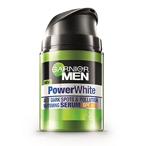 Men Power White Anti Dark-Spots & Pollution Whitening Serum SPF 30 PA+++