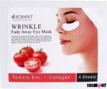 SCENTIO Tomato Wrinkle Fade Away Eye Mask