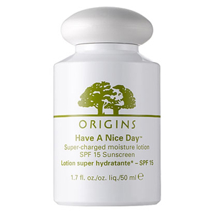 Have a Nice Day Super-charged moisture lotion - SPF 15