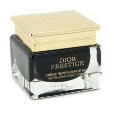 Dior Prestige revitalizing Night Creme