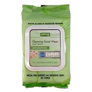 Baby Face Cleansing Facial Wipes