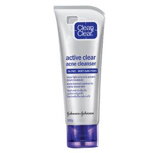 Active Clear Acne Cleanser