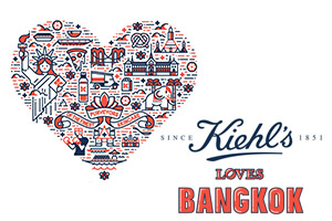 Kiehl's Loves Bangkok Tour <3