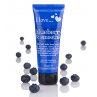Super Soft Hand Lotion Blueberry & Smoothie