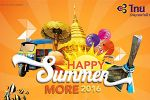 Happy Summer with Thai Airways