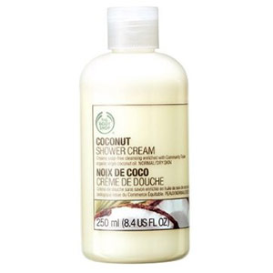 Coconut Bath & Shower Cream