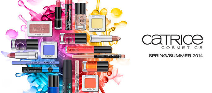 CATRICE NEW COLLECTION 2014