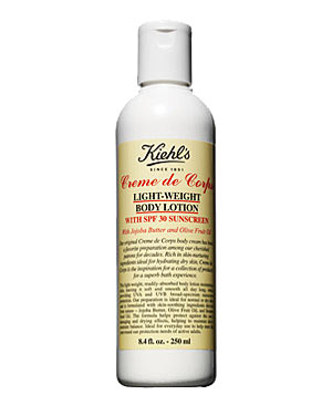Creme de Corps Light-Weight Body Lotion SPF 30