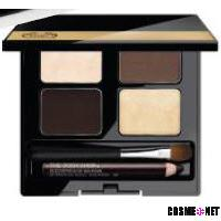 4 STEP EYE PALETTE (Golden Brown)