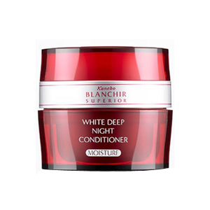White Deep Night Conditioner Moisture