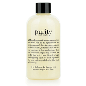 Purity Made Simple 3-in-1 Cleanser for Face and Eyes