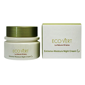 Eco Vert Extreme-Moisture Night Cream